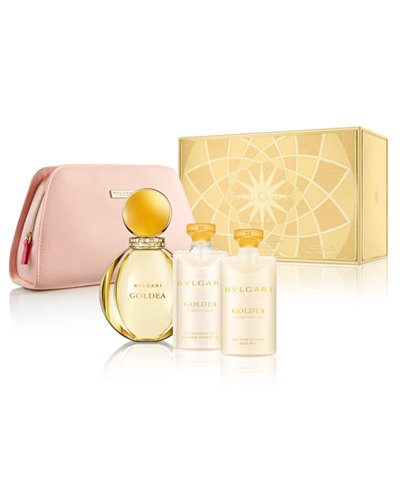 BVLGARI Goldea 4-pc Gift Set