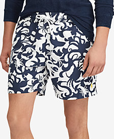 pink polo swim trunks ralph lauren baby rugby