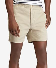 "Men's 6"" Classic-Fit Drawstring Shorts"