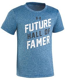 Under Armour Future-Print T-Shirt, Little Boys