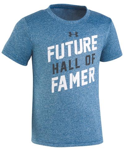 Under Armour Future-Print T-Shirt, Toddler Boys & Little Boys