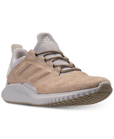 adidas Men's AlphaBounce City Running Sneakers from Finish Line