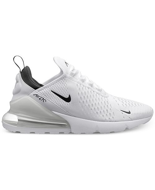 e6c1cd6ce914f1 Nike Men s Air Max 270 Casual Sneakers from Finish Line   Reviews ...