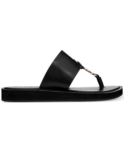 fdc082de2 ALDO Yilania Coin Slide Sandals   Reviews - Sandals   Flip Flops ...
