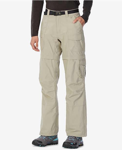 Eastern Mountain Sports EMS® Women's Camp Cargo Zip-Off Pants