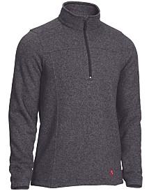 EMS® Men's Roundtrip 1/4-Zip Pullover Fleece