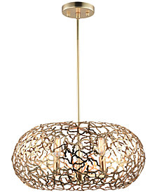 Zeev Lighting Helios 6-Light Pendant