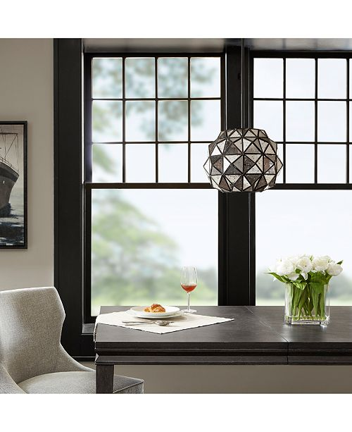 Macy Home Decor: INK+IVY Madison Park Harlowe Pendant & Reviews