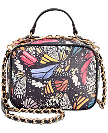 I.N.C. Deliz Top Handle Chain Crossbody, Created for Macy's