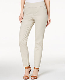 Style & Co Ankle Skinny Pants, Created for Macy's