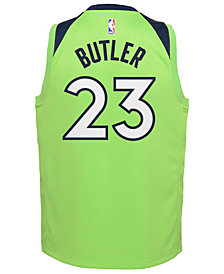 Nike Jimmy Butler Minnesota Timberwolves Statement Swingman Jersey, Big Boys (8-20)