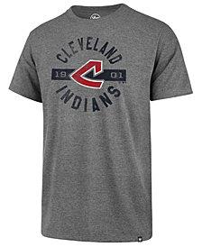 '47 Brand Men's Cleveland Indians Roundabout Club T-Shirt