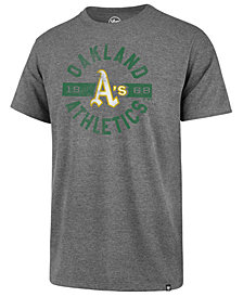'47 Brand Men's Oakland Athletics Roundabout Club T-Shirt