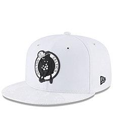 New Era Boston Celtics Back 1/2 Series 9FIFTY Snapback Cap