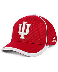 adidas Indiana Hoosiers Piping Hot Adjustable Cap