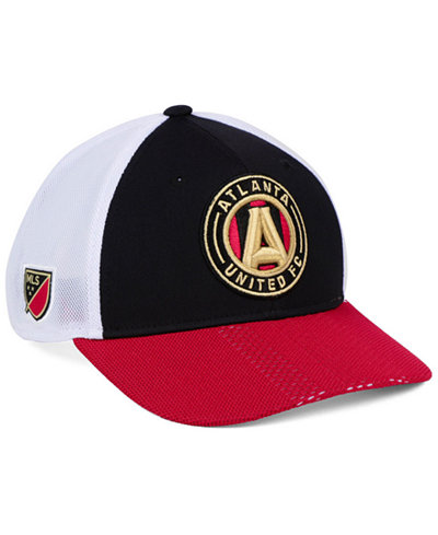 adidas Atlanta United FC Authentic Mesh Adjustable Cap
