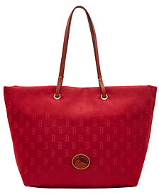 Dooney & Bourke St. Louis Cardinals Embossed Nylon Addison Tote