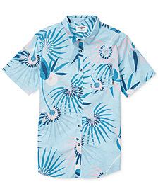 Billabong Men's Sunday Floral Button-Down Shirt