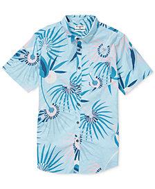 Billabong Men's Sunday Floral Button-Down Shirt