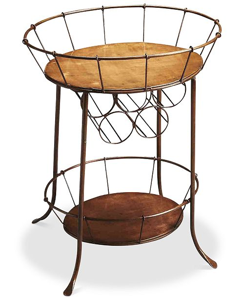 Butler CLOSEOUT! Rucker Wine Table