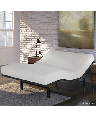 Leggett Platt Standard Adjustable Bed Twin Xl Mattresses Macy S