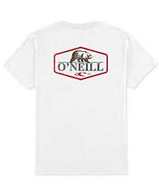 O'Neill Men's Bear Logo-Print T-Shirt