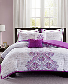 Intelligent Design Avani 4-Pc. Twin/Twin XL Comforter Set