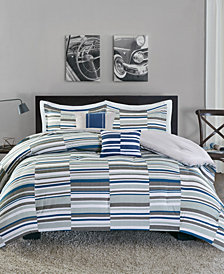 Intelligent Design Emmett 5-Pc. Full/Queen Comforter Set