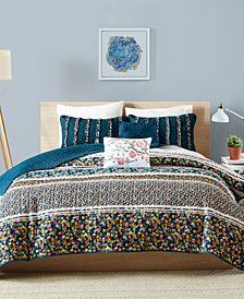 Intelligent Design Fleur 4-Pc. Twin/Twin XL Coverlet Set