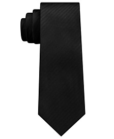 Men's Street Unsolid Solid Slim Silk Tie