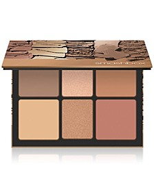 Cali Contour Blush, Highlighter, & Bronzer Face Palette