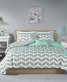 Intelligent Design Nadia 5-Pc. Full/Queen Duvet Cover Set