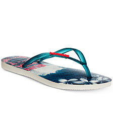Havaianas Slim Paisage Flip-Flop Sandals