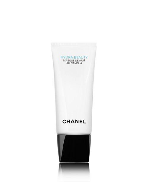 CHANEL Hydrating Oxygenating Overnight Mask