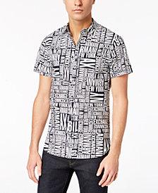 A|X Armani Exchange Men's Logo Shirt