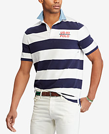 Polo Ralph Lauren Men's Classic Fit Rugby CP-93 Polo Shirt