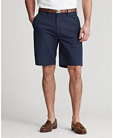 Men's Big & Tall Classic Fit Stretch Chino Shorts