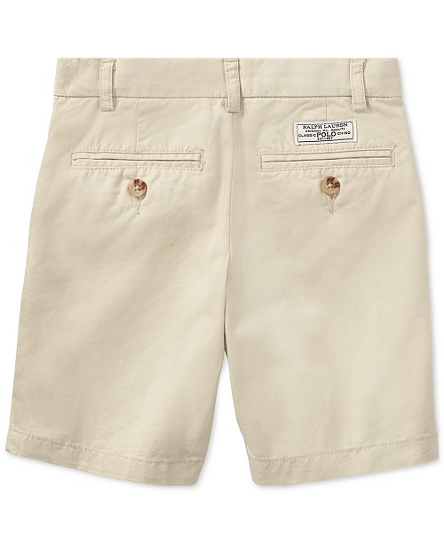 wholesale dealer 3b481 1b5a4 Toddler Boys Cotton Chino Shorts