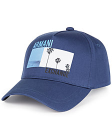 Armani Exchange Men's Graphic Hat