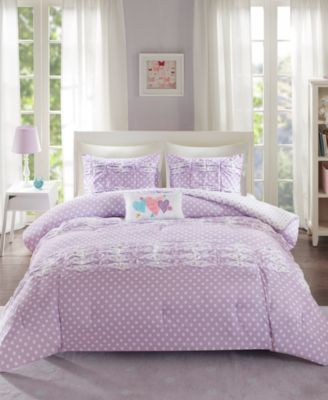 Lana 4-Pc. Full/Queen Comforter Set