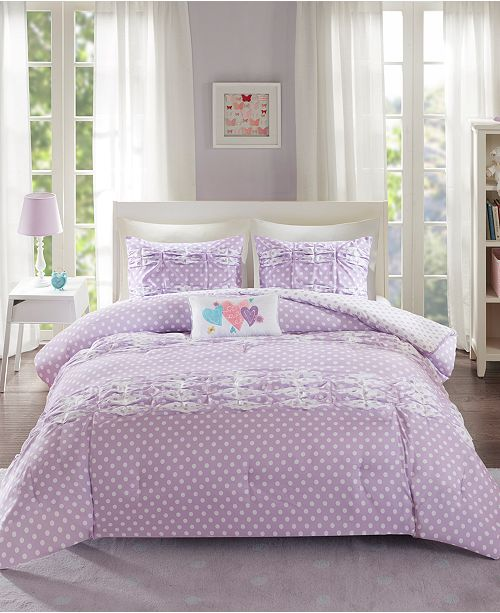 Mi Zone Lana 4-Pc. Comforter Sets