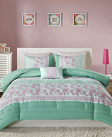 Mi Zone Suzette 4-Pc. Comforter Sets