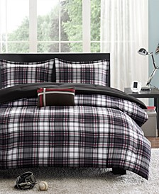Harley 4-Pc. Full/Queen Comforter Set