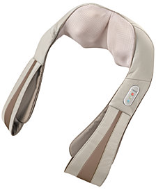 Homedics NMS-620HA Shiatsu Deluxe Neck & Shoulder Massager with Heat