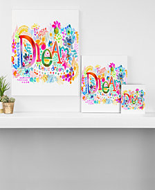 Deny Designs Stephanie Corfee Dream A Little Canvas Collection