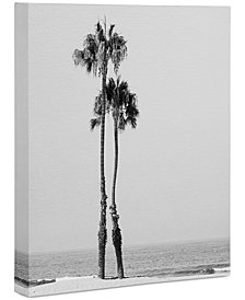 """Deny Designs Bree Madden Two Palms Art Canvas 16x20"""""""