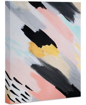 "Laura Fedorowicz One Way Art Canvas 8x10"""