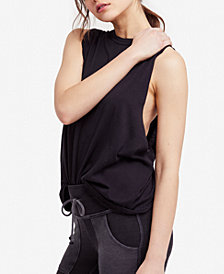 Free People FP Movement No Sweat Crisscross Tank Top