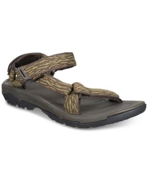 TEVA Men'S Hurricane Xlt2 Water-Resistant Sandals Men'S Shoes in Rapids Black Olive