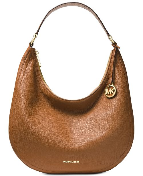 d0b002c28237 Michael Kors Lydia Large Hobo & Reviews - Handbags & Accessories ...